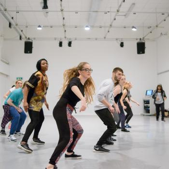 Musical Theatre Masterclass University Centre Shrewsbury Dance