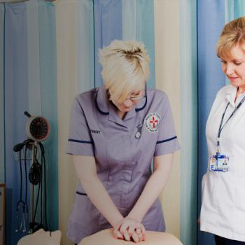 Adult Nursing (with Foundation Year) BN (Hons)