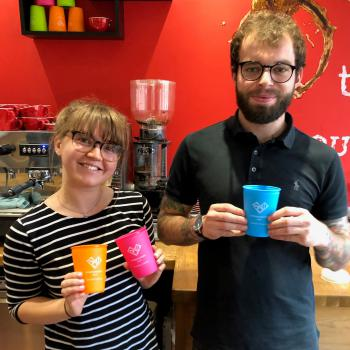 UCS bans singe use takeaway cups