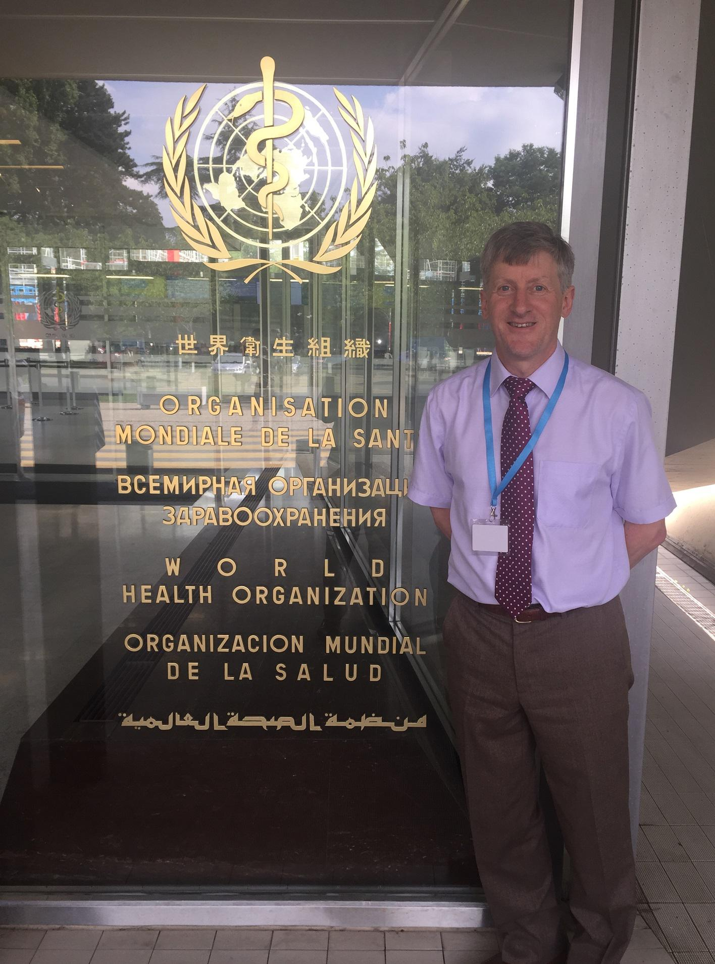 Professor acknowledged for playing key role in global cardiac healthcare policy..jpg